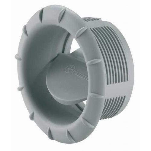 Truma Air Outlet with flap valve -agate grey image 1
