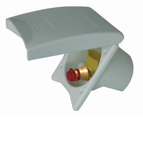 Truma BBQ gas point - White image 1