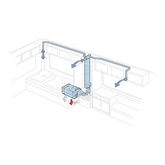 truma saphir air comfort rc truma code 44035 01 air conditioning dometic and truma. Black Bedroom Furniture Sets. Home Design Ideas