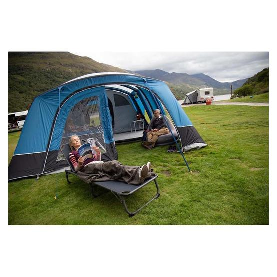 Vango Laze Reclining Camp Bed image 7