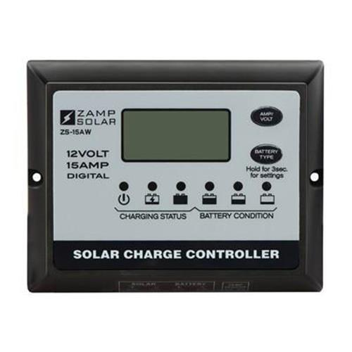 Zamp 15 Amp 5 Stage Digital PWM Controller with Display
